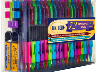 72 Pack of 0.7 mm HB Graphite Mechanical Pencils