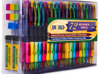 72 Pack of 0.9 mm HB Graphite Mechanical Pencils