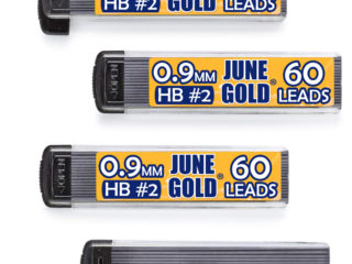 240 Pack of 0.9 mm HB Graphite Lead Refills