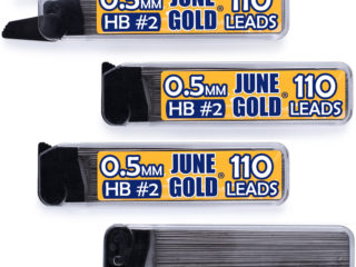 440 Pack of 0.5 mm HB Graphite Lead Refills