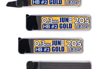 820 Pack of 0.3 mm HB Graphite Lead Refills