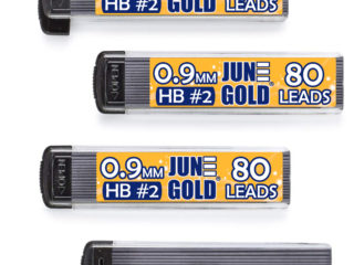 320 Pack of 0.9 mm HB Graphite Lead Refills
