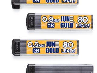 320 Pack of 0.9 mm 2B Graphite Lead Refills